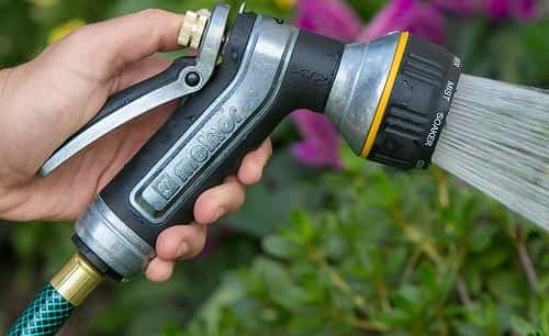 Hose Nozzle Can Be Quite Amazing As It Offers Many Features-See Here